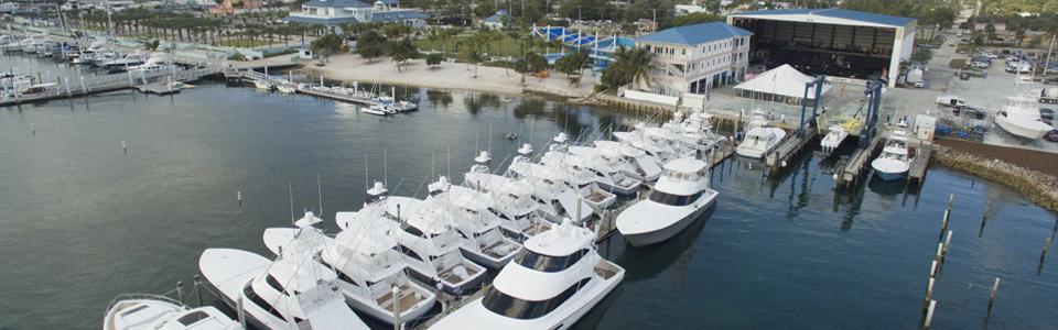 Princess Yachts America Facilities